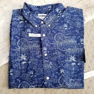 NWT Old Navy Casual Button Down Shirt • sz 3X